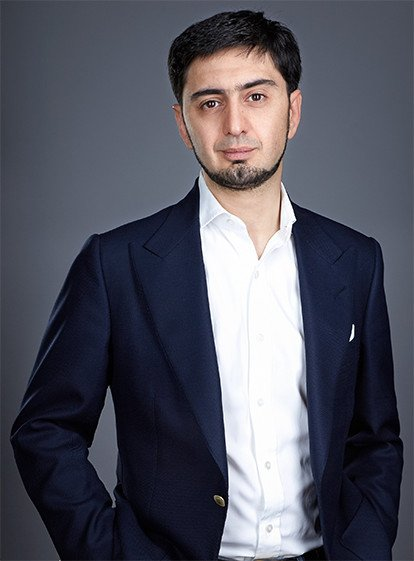 Roman Vladimirovich Mailyan, Chief of Advisory Board